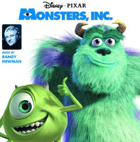 Monsters, Inc. (Soundtrack from the Motion Picture)
