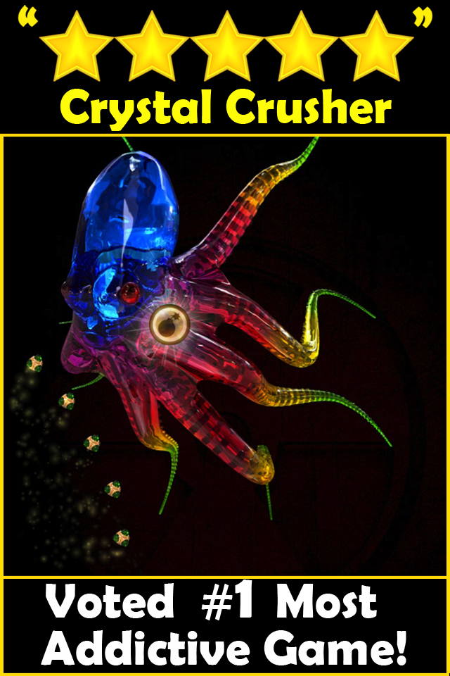 Screenshot Crystal Crusher HD – Free 3D shooting puzzle game