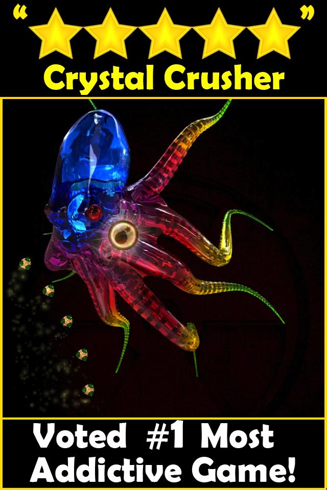 Screenshot Crystal Crusher HD – Free 3D shooting puzzle game